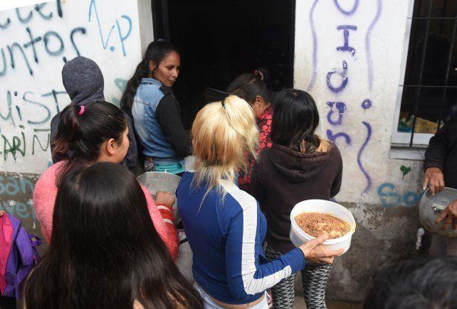 La Iglesia alerta sobre un incremento bastante notable en el pedido de ayuda alimentaria