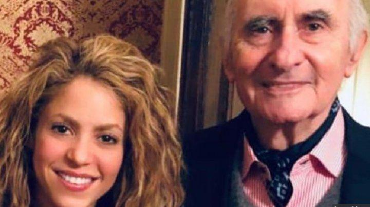 El conmovedor mensaje de despedida de Shakira a De la Rúa