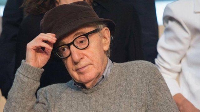 Clásico. Woody Allen dijo que piensa trabajar hasta el final de sus días. Seguramente moriré en un set