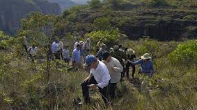 La Expedición Colombia Bio Apaporis 2018 entregó un estudio al Instituto Amazónico de Investigaciones Científicas (SINCHI).