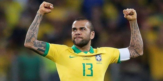 El capitán del seleccionado de Brasil