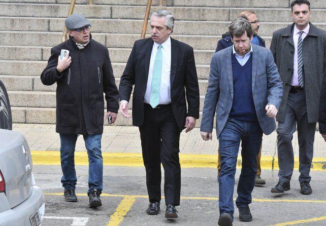 Nisman me dijo que tenía pruebas pero nunca aparecieron — Alberto Fernández