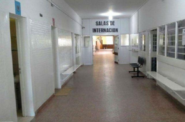 El muchacho fue trasladado al hospital Reconquista.