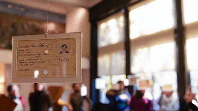 El Museo de la Memoria propone una formación para docentes y estudiantes.