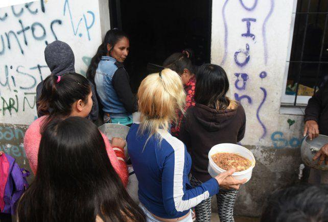 La demanda alimentaria sigue en aumento en Rosario