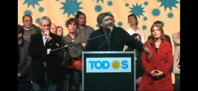 Máximo Kirchner reclamó que se deje de lado la campaña sucia