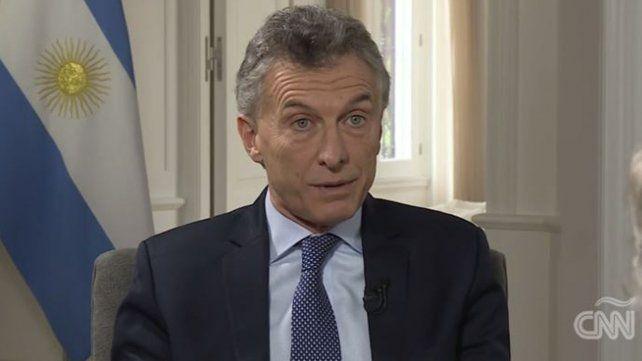 Macri aseguró que todo lo que le dijo Alberto Fernández es falso