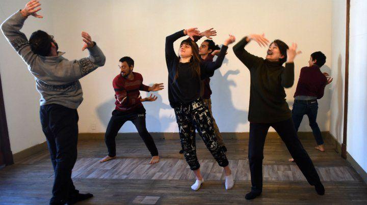 El taller debe crear un espacio de confianza para animarse al movimiento