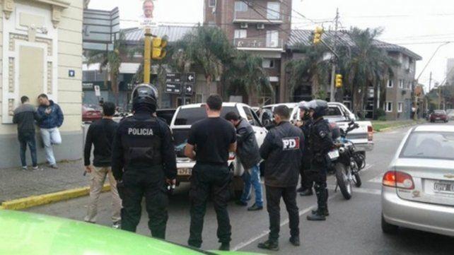 Antecedente. El 10 de junio arrestaron a cotros cinco delincuentes.