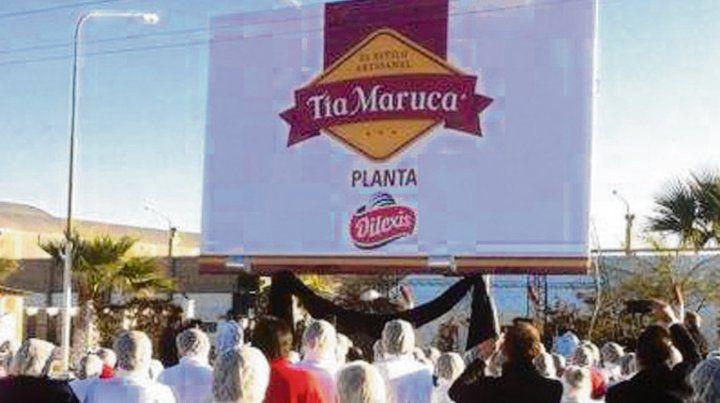 Fábricas de alimentos. Denuncian crisis laboral en San Juan.
