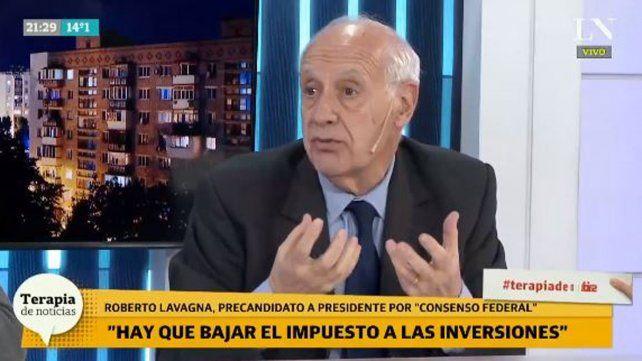 Lavagna reveló porque tuvo que dejar su cargo en el gobierno de Kirchner