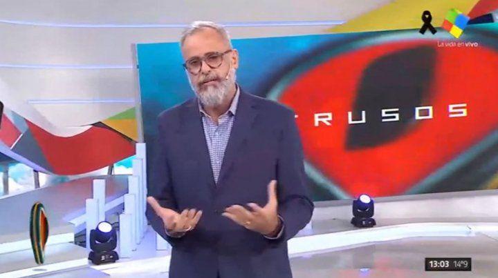 El descargo de Rial por el llanto de Morena en el programa de Iúdica