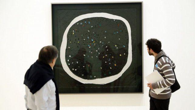 Anuncian una muestra de Lucio Fontana en el Museo Castagninotana
