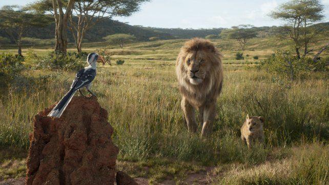 La versión original de Disney estrenada en 1994 ganó dos premios Oscar y fue la película más exitosa del año a nivel mundial.