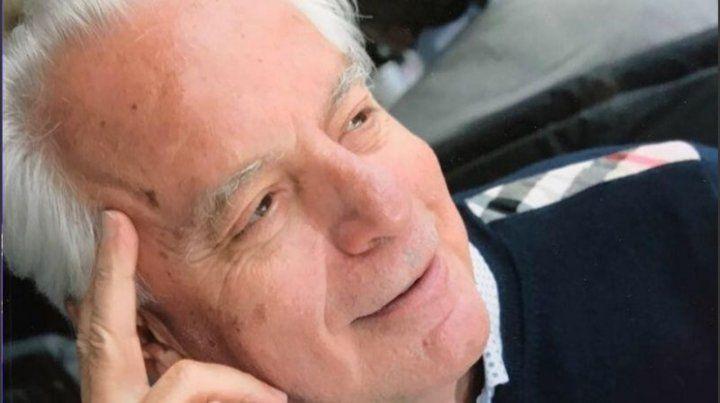 Víctima. Pedro Ragone tenía 69 años