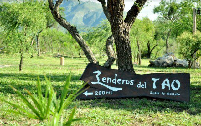 Senderos del Tao, un paraíso en Las Rabonas, Traslasierra