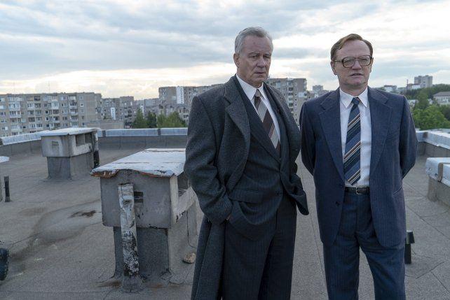 La serie Chernobyl