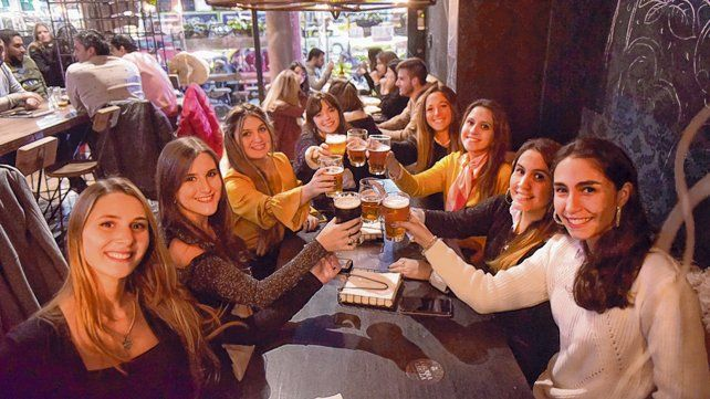 A brindar. Los bares de Pichincha