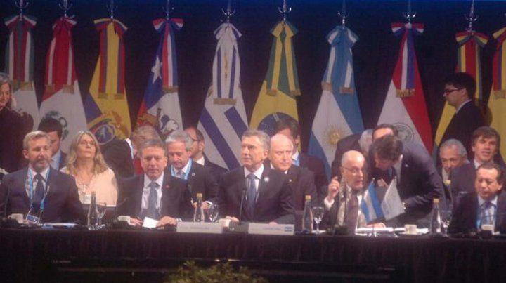 Macri: El acuerdo con la UE impactará positivamente en la calidad de vida de nuestra gente