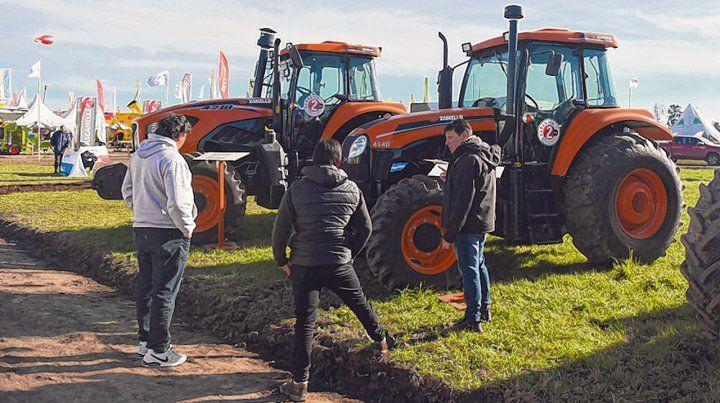 La cosecha record 2018/19 permite planear un panorama de reactivación de la demanda de maquinaria agrícola.