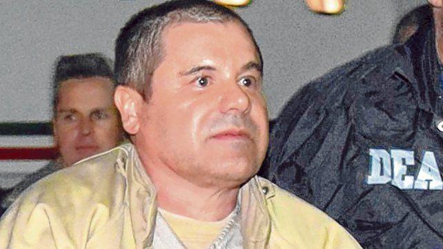 Condenado. El Chapo