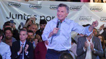 Macri dijo que no habrá aumentos de tarifas