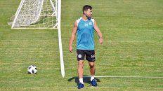 Tironeado. Lértora quiere jugar en Ñuls, pero Belgrano negocia con Colón. Aún no está definido el destino.