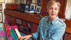 Paul McCartney ante un nuevo desafío: darle música a la obra de Frank Capra.