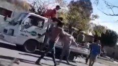 Un garrafero se defendió a los tiros para evitar un robo