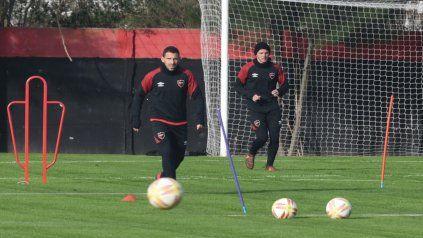 Los Rodríguez. Maxi y Alexis volverán a compartir el ataque leproso.