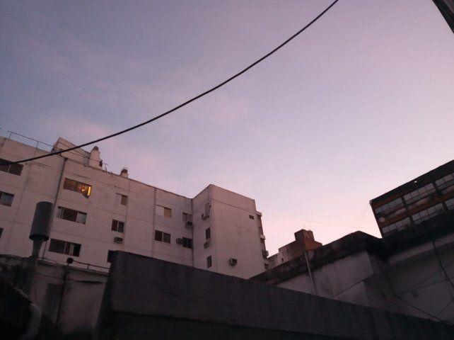 Sigue vigente el alerta por vientos fuertes para Rosario