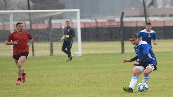 No afloja. Alexis ya le había convertido a Independiente hace una semana. El mellizo cumple con goles.