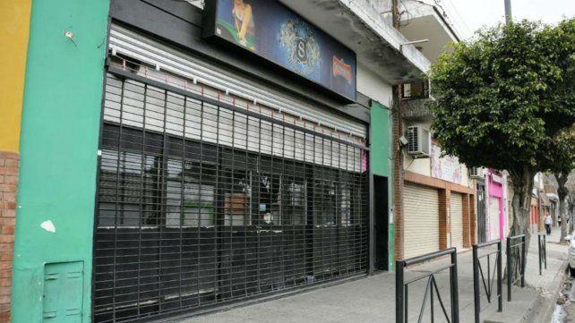 Los jóvenes fueron atacados a la salida de un bar de Balcarce y Arijón.