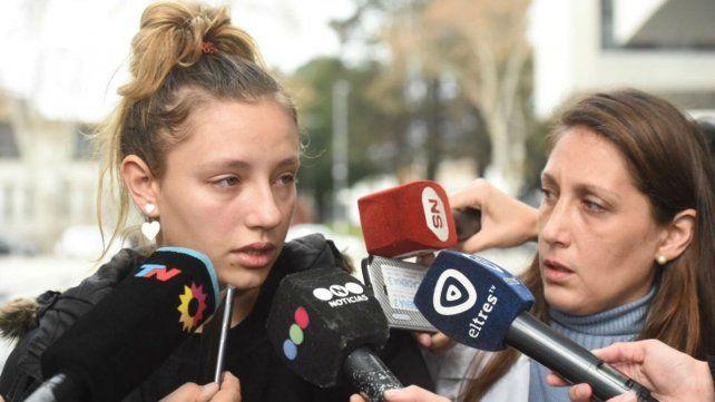 Sofía es una de las víctimas del abusador serial.