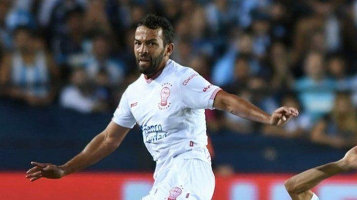 El elegido. Lucas Gamba tuvo un buena campaña en Huracán y eso generó interés en Diego Cocca.