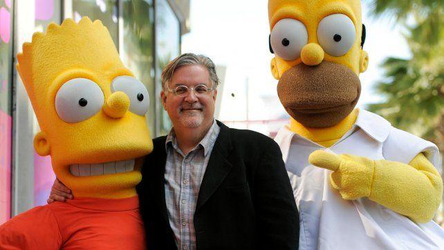 Matt Groening prometió que habrá otra película de «Los Simpson»
