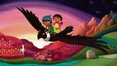 Pachamama es una película de animación escrita y dirigida por el realizador argentino Juan Antín.
