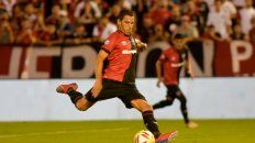 El símbolo. Maxi Rodríguez buscará hacer pesar su jerarquía en Avellaneda.