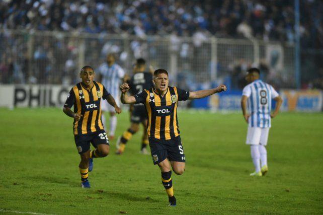 Con dos zapatazos certeros, Central logró un gran triunfo en Tucumán