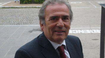 Ricardo Olivera. El titular del PJ provincial auguró un triunfo del binomio F-F en los próximos comicios.