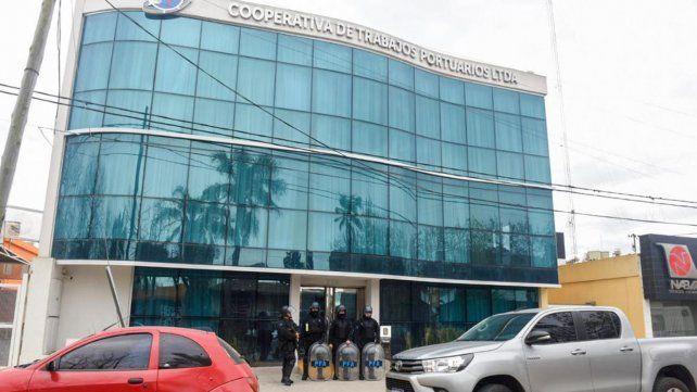 Detienen a histórico sindicalista portuario acusado de lavado de dinero - País