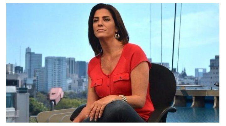 La periodista y legisladora Pérez Volpin falleció en febrero de 2018.