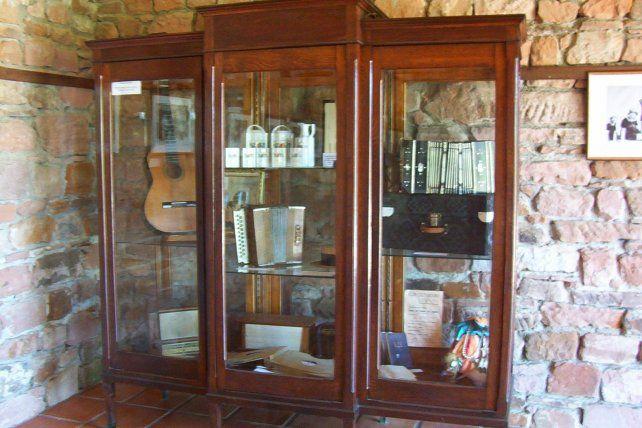 Arrabal amargo. Una antigua pulpería de Tacuarembó hoy es el Museo de Carlos Gardel.