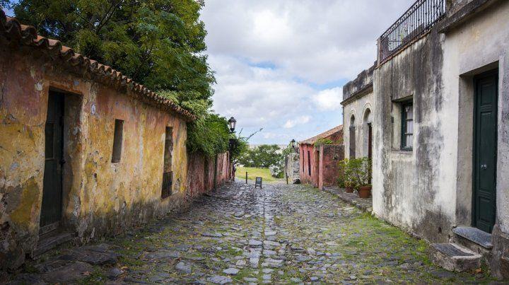 Romántica y colonial. La Calle de los Suspiros