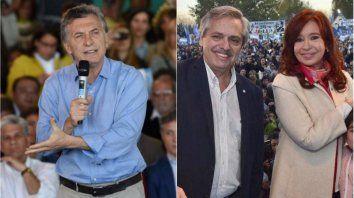 Rosario se erige en el centro de la escena política nacional