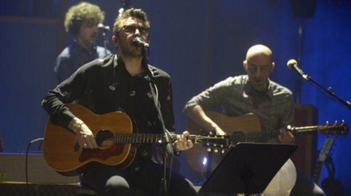 voz líder. El cantante Emiliano Brancciari exigió su garganta al máximo.