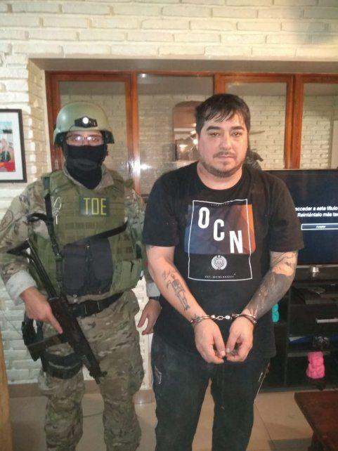 Cayó El Dulce Abregú, uno de los jefes narcos más buscados por la policía de Rosario