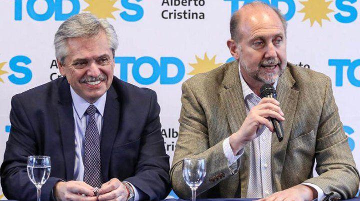 Qué dice el compromiso que hoy firma Alberto Fernández en Rosario