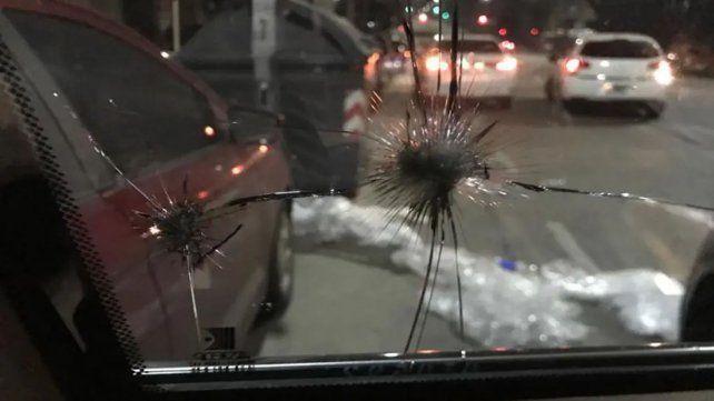 Cómo fue el ataque a la camioneta de José Luis Espert