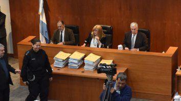 el tribunal que condeno al gasista refuto a la querella